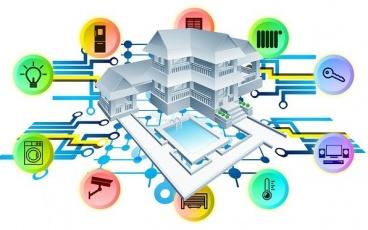 Thiết kế thi công lắp đặt hệ thống điện thông minh cho gia đình biệt thự